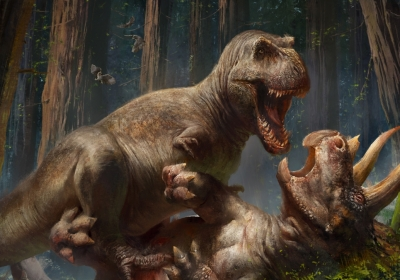 恐龙4K壁纸